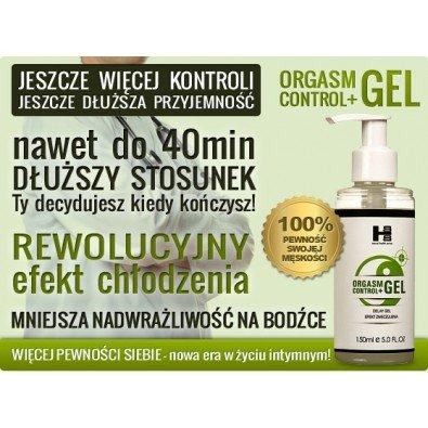 Orgas Control gel 150 ml