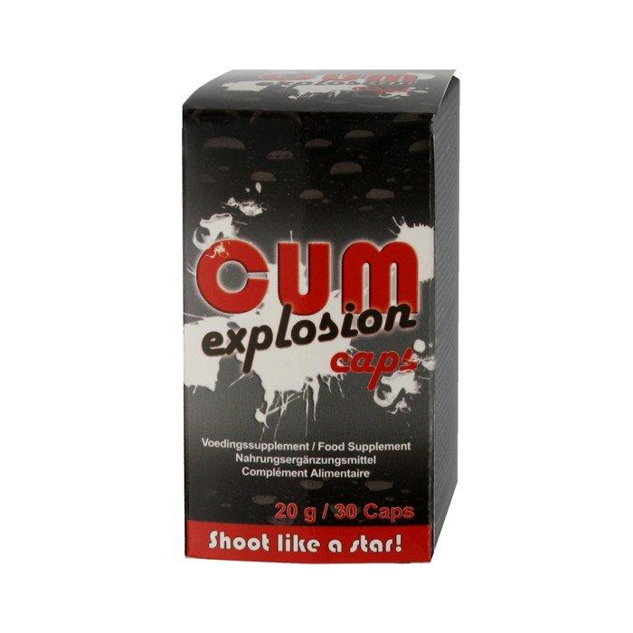 Tabletki na większy wytrysk Cum Explosion