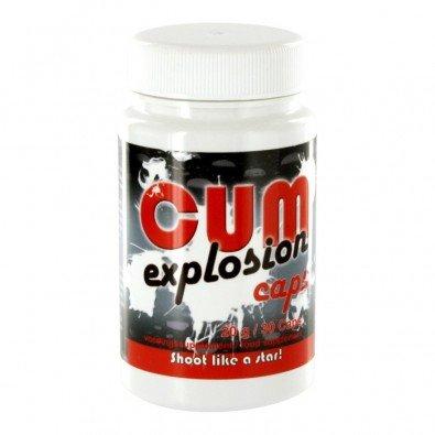 Tabletki na większy wytrysk - CUM EXPLOSION