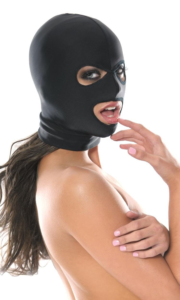 Maska z 3 otworami