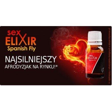 Sex Elixir 15 ml