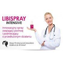 LibiSpray 50 ml - Podniecający ,zwilżający pochwę