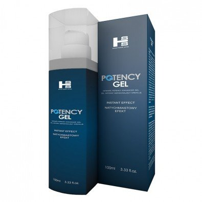 Potency Gel 150 ml