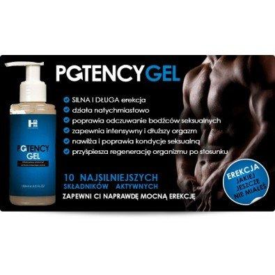 Potency Gel 150 ml