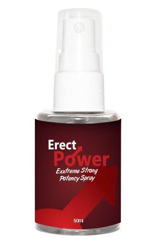 Bardzo silny spray na erekcję Erect Power