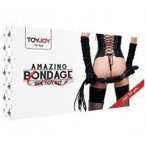 Zaawansowany zestaw - Amazing Bondage Set