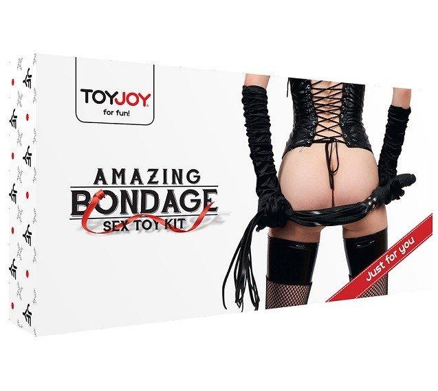Duży zestaw BDSM - Idealny na prezent