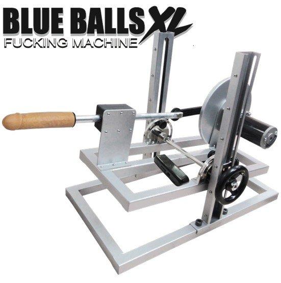 Sex Maszyna Blue Balls XL