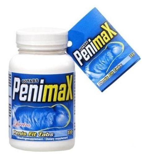 PeniMaX 60 szt. -  tabletki na powiększenie penisa