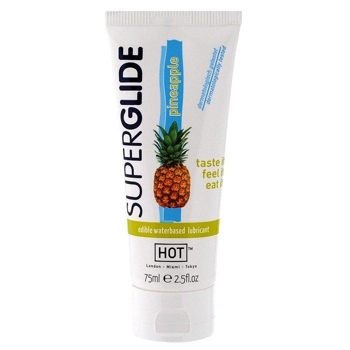 Lubrykant  Ananasowy HOT Superglide -75 ml