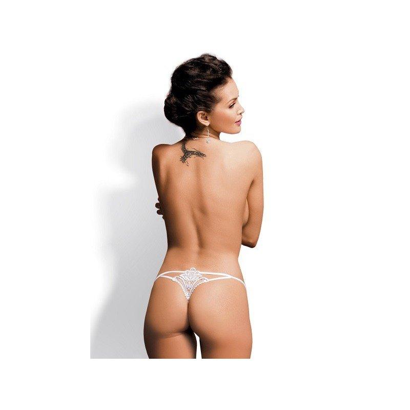Obsessive Luiza thong white