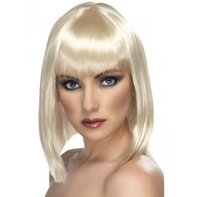 Peruka GLAM blond