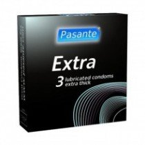 Extra (1op./3szt.) dodatkowy lubrykant