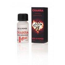 Chakra 10 ml - bardzo skuteczny feromon dla mężczyzn