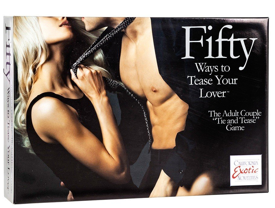 Zestaw erotyczny Fifty Ways