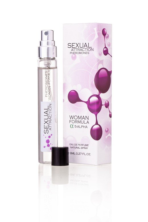 Feromony Sexual Attraction dla Kobiet 15 ml