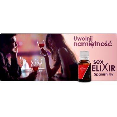Hiszpańska Mucha Sex Elixir Spanish Fly 15 ml