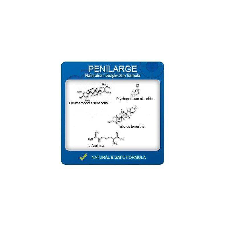 Penilarge - bardzo skuteczne tabletki na powiększenie penisa