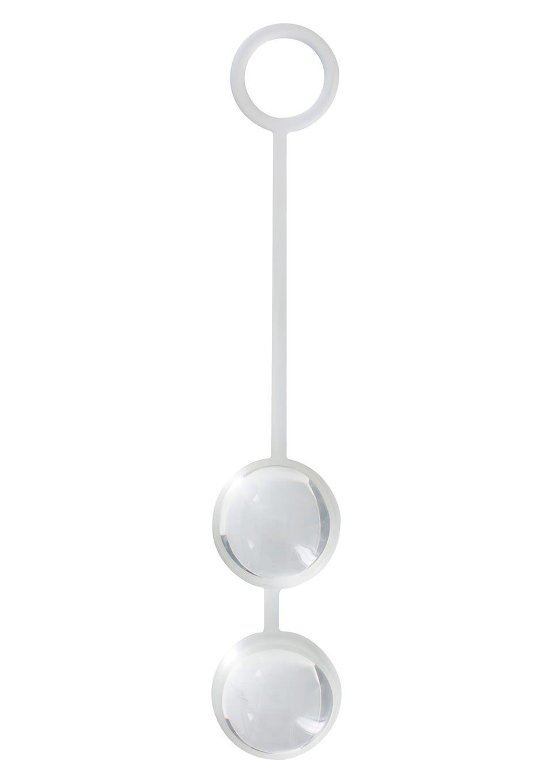 Szklane kulki Duo Love Balls 16 cm / 2,5 cm