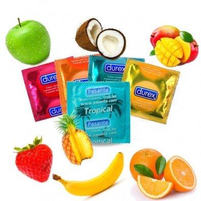 Aromaty tropikalne Pasante Tropical Flavours (1op./12szt.)