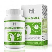 Zestaw Orgasm Control 60 tabletek + spray 15 ml