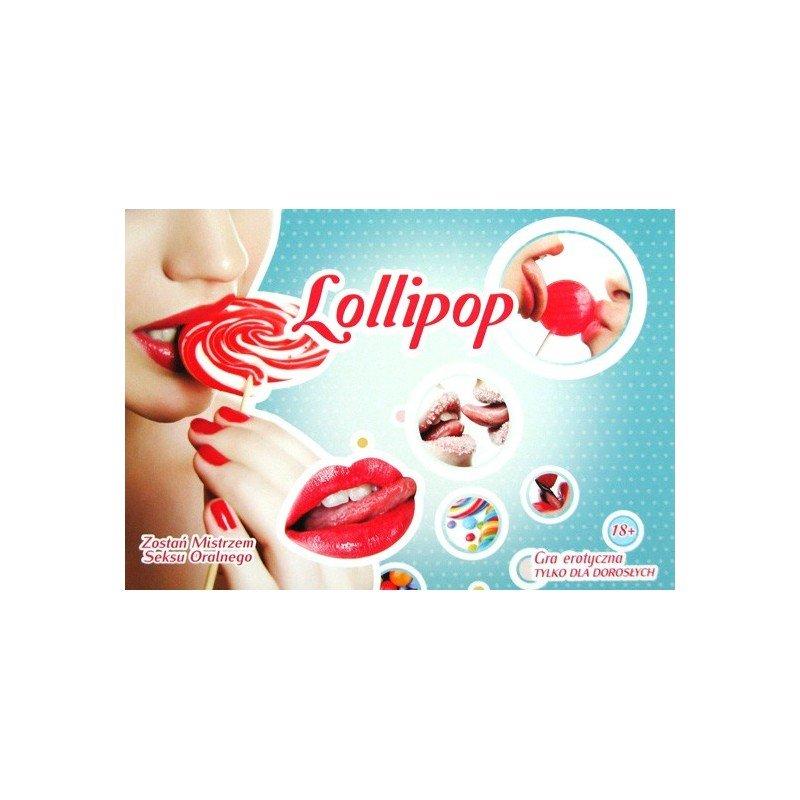 Zostań mistrzem seksu oralnego - gra Lolipop