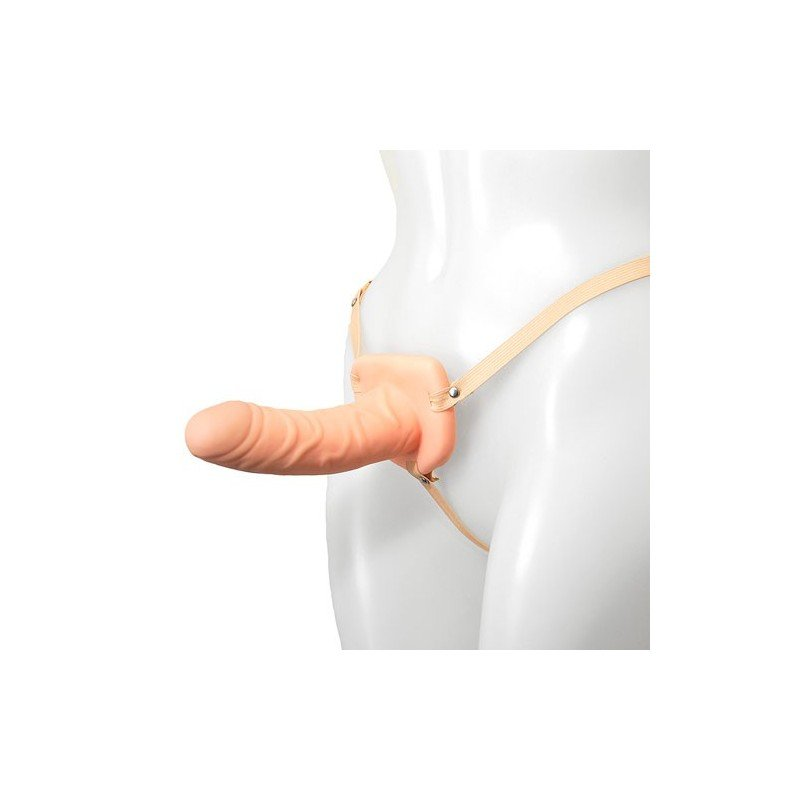 Proteza penisa - Strap-On Hollow Extender