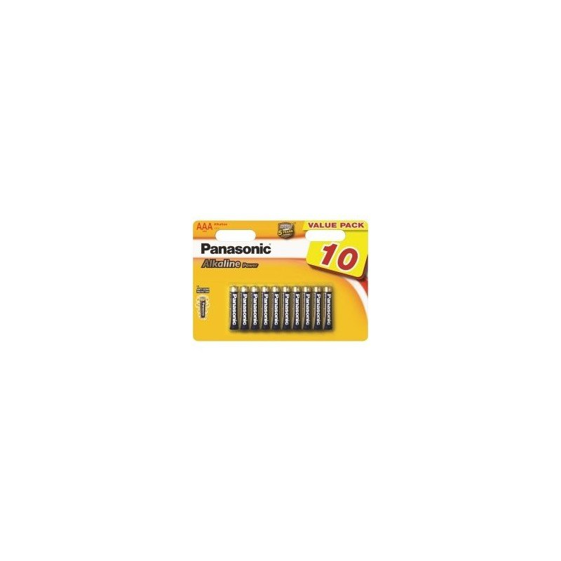 Baterie akaiczne małe paluszki AAA 10 sztuk