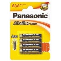 Baterie akaiczne małe paluszki AAA 4 sztuki
