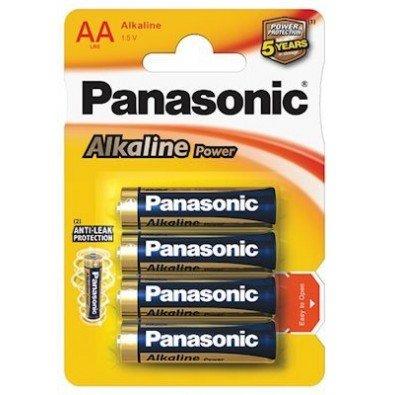Baterie paluszki alkaiczne AAA 4 sztuki