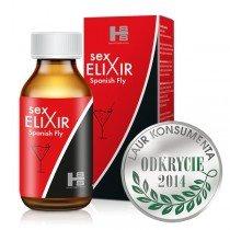 Najsilniejsza Hiszpanska Mucha Sex Elixir  15 ml