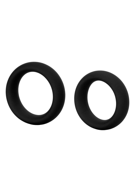 Zestaw pierścieni erekcyjnych na penisa