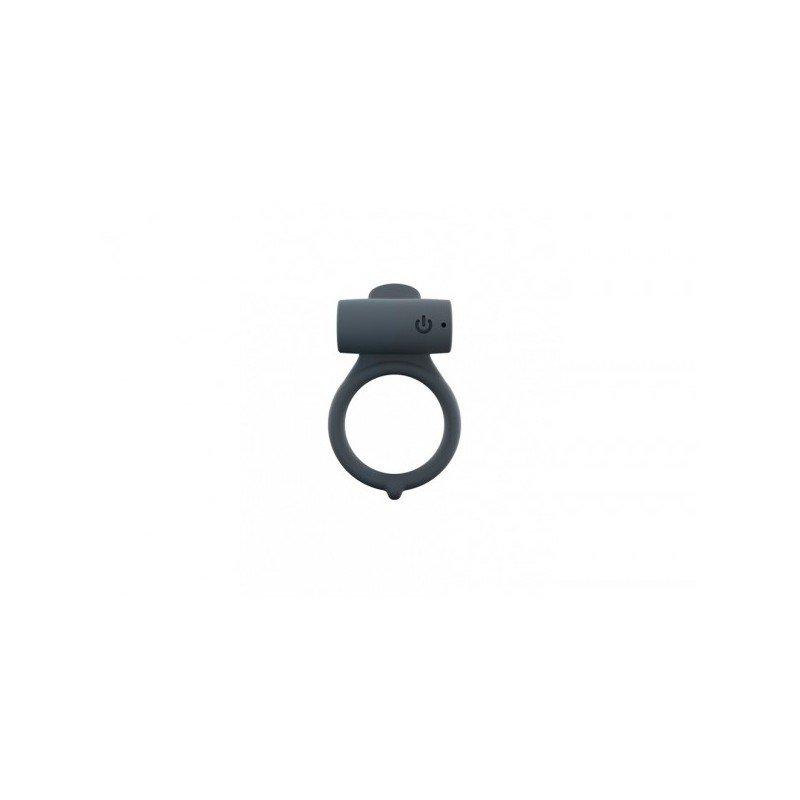 Power Clit + wibrujący pierścień erekcyjny zasilany akumulatorem