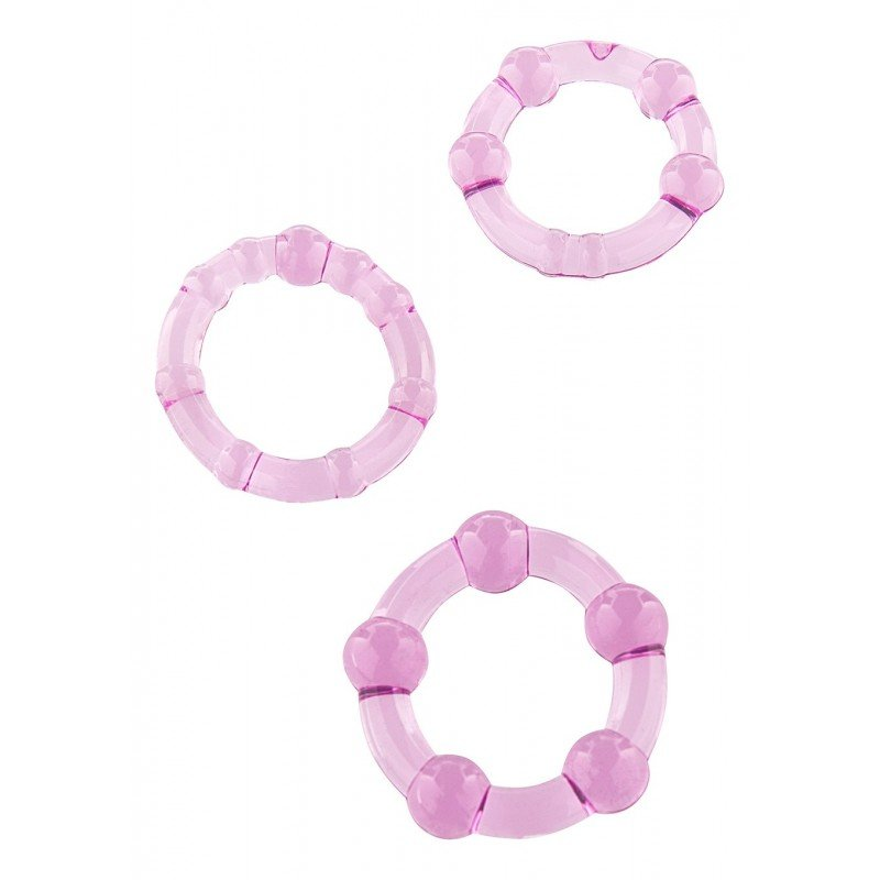 Zestaw pierścieni erekcyjnych