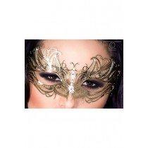Piękna złota maska Chilirose