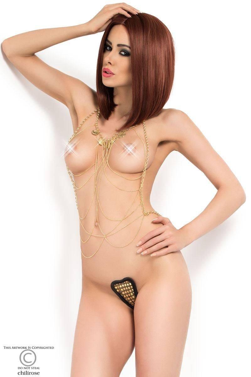 Biżuteria erotyczna Chilirose