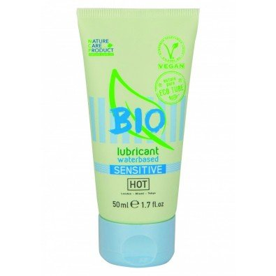Lubrykant naturalny Hot Bio Lube Sensitiv 50ml
