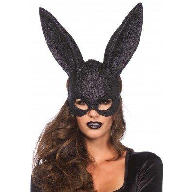 Zmysłowa maska Glitter Masquerade Rabbit Mask