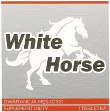 White Horse -  na zaburzenia sprawności seksualnej