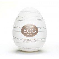 Jajo masturbator - Tenga Egg Silky