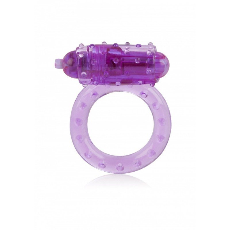 Wibrujący pierścień na penisa