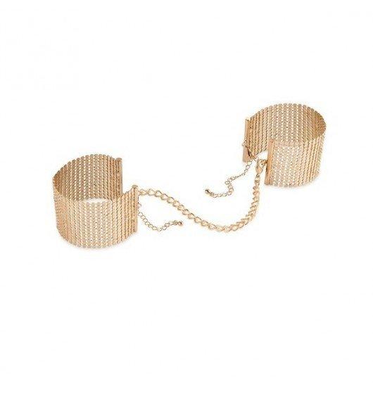 Piękne złote kajdanki -  Bijoux Indiscrets
