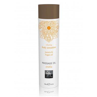 Olejek do masażu - Jaśmin i olejek arganowy 100 ml