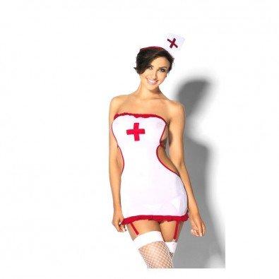 Kostium seksownej pielęgniarki Anais