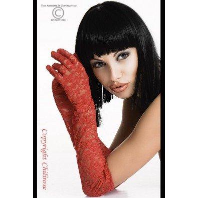 Koronkowe rękawiczki Chilirose 8038