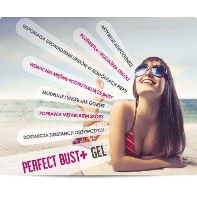 Powiększ swoje piersi- znakomity żel Perfect Bust  - 100 ml.