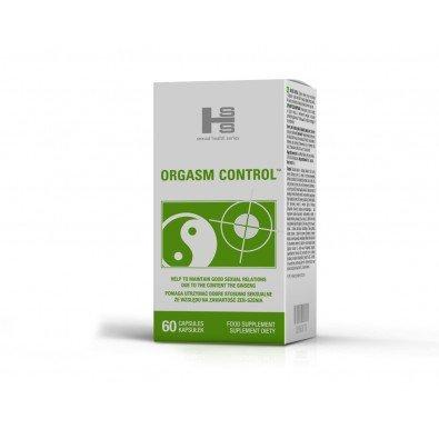 Orgasm Control 60 szt - kapsułki na wydłużenie stosunku 8093