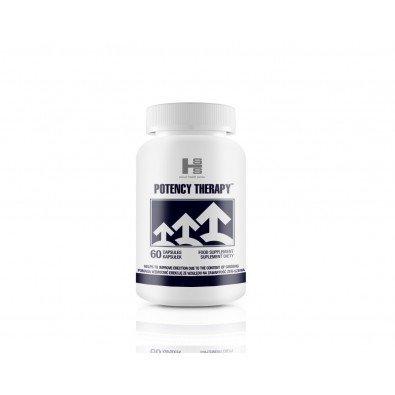 60 kapsułek na potencję Potency Therapy 8100