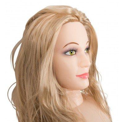 Ekskluzywna lalka z wibracjami Shy Camilla 8308