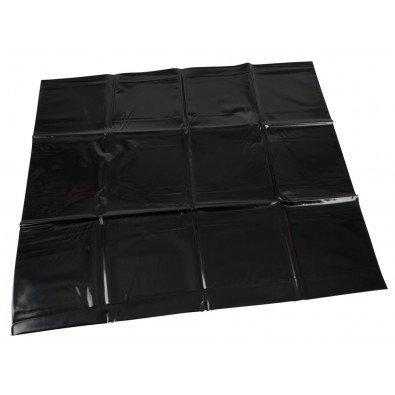 Poszewka zmywalna na poduszkę - czarna 8351